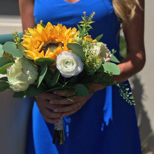 Spring Sunflower Bouquet