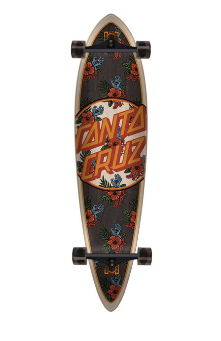 Santa Cruz Vacation Dot Pintail 9,5'' x 39'' Longboard