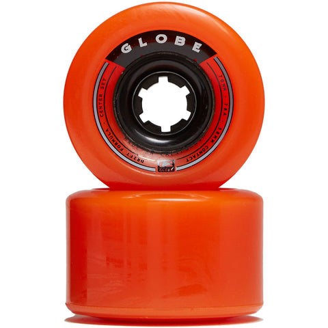 Globe Drifter 70MM 78A Orange wheel