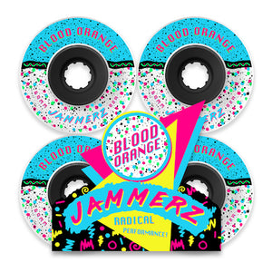 Blood Orange Jammerz 69MM 82A