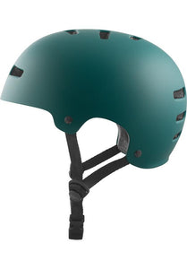 TSG Evolution Solid Colors Forest Helm