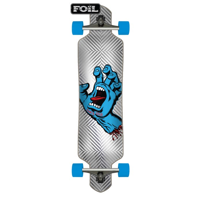 Santa Cruz Screaming Hand Foil