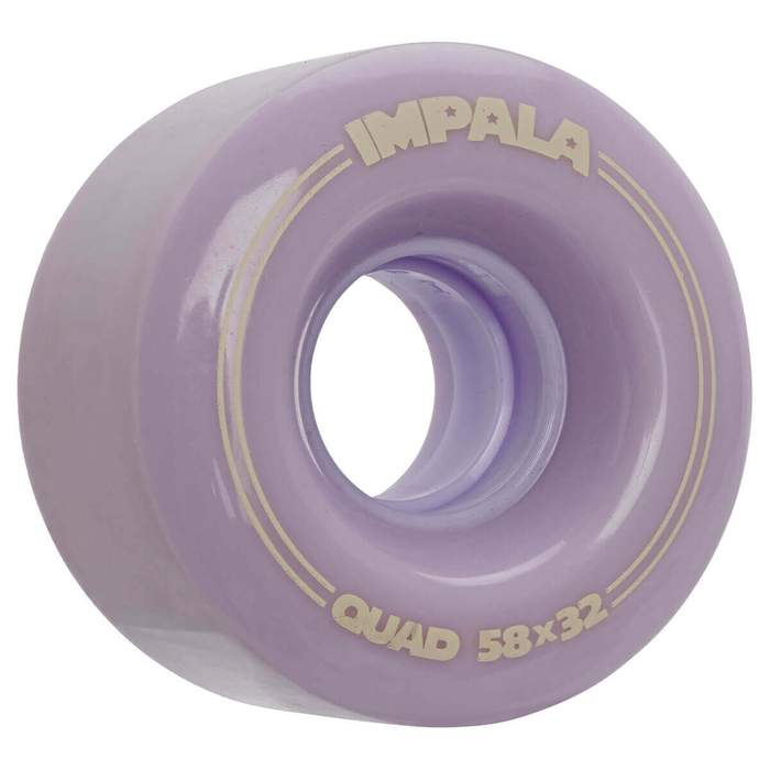 Impala Replacement Wheel Set Pastel Lilac