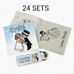 \Individually Packaged Children's Wedding Activity Sets
