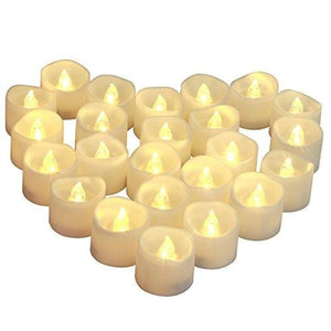 Homemory Battery Operated LED Tea Lights