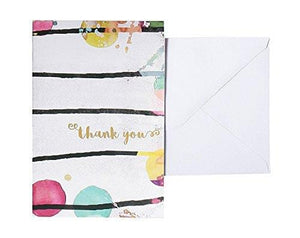 Thank You Cards - 48-Count Thank You Notes
