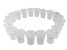 Party Shot Glasses for Bachelorettes and Birthdays