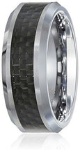 Triton Men's Tungsten and Carbon Fiber