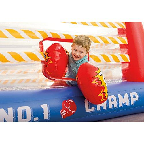 Intex Jump-O-Lene Boxing Ring Inflatable Bouncer