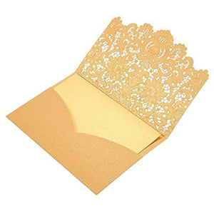 24-Pack Wedding Invitation Cards