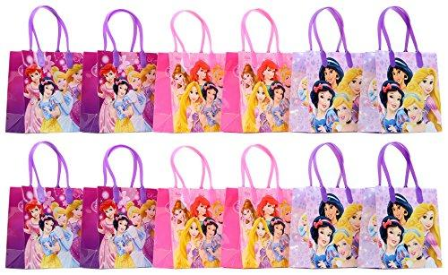Disney Princess Party Favor Goodie Gift Bag