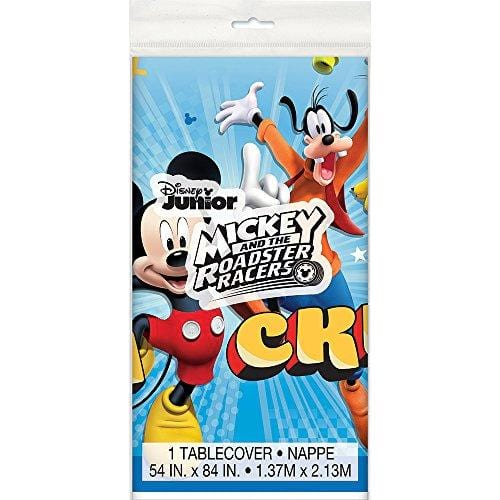 Mickey Mouse Plastic Tablecloth