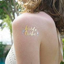 Bachelorette Party Flash Tattoos