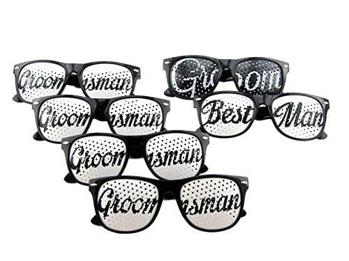 Bachelor Party Sun Glasses Set for Bachelor Party