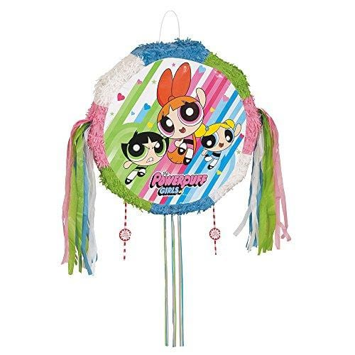 Powerpuff Girls Pinata, Pull String