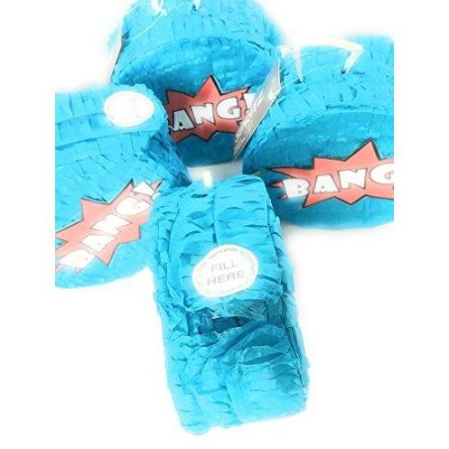 Mini Pinatas - 4 PCS Bang! Party Games!