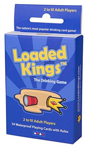 Loaded Kings The Drinking Card Game