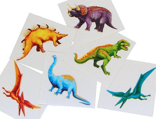 Fun Express Cool Dinosaur Tattoos