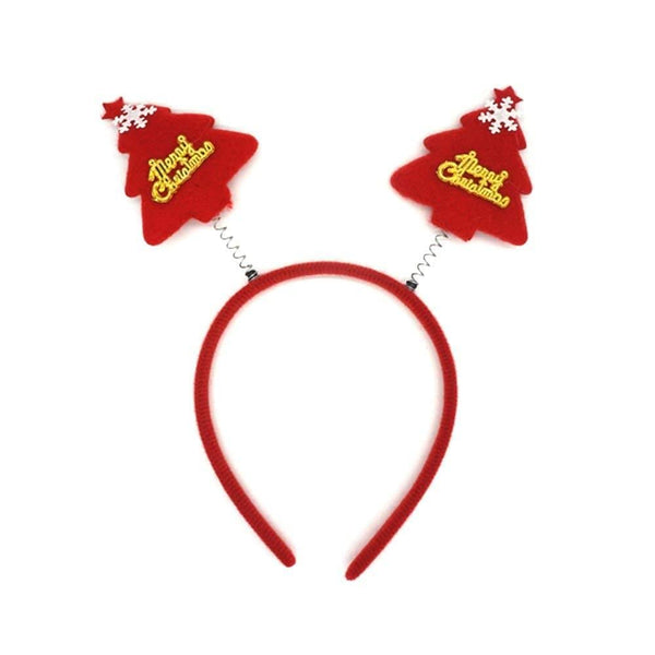 Cute Christmas Headbands Packs