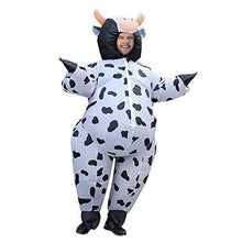Inflatable Costume Halloween Fancy Dress Cosplay Animals Blow up Jumpsuit