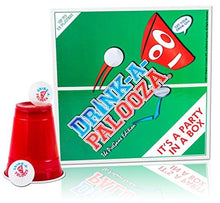 DRINK-A-PALOOZA Board Game