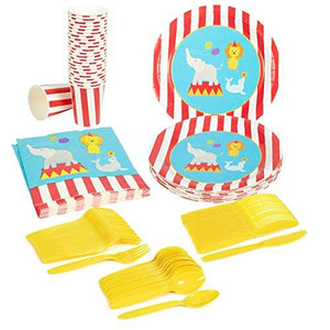 Disposable Dinnerware Set