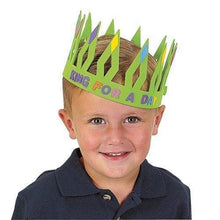 12 Princess Foam Tiara Craft Kits