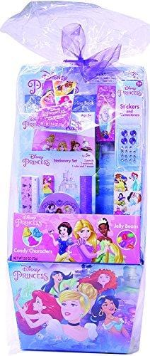 Disney's Princess Toy and Candy Filled Deluxe Easter Basket
