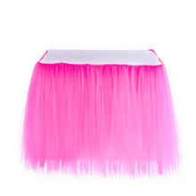 Adeeing Romantic Tulle Table Cloth Gauze Decoration