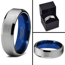 Tungsten Wedding Band Ring