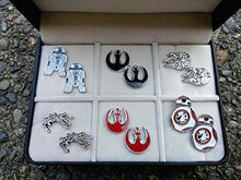 Geek & Glitter Star Wars Cufflink Gift Set