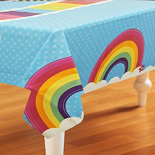 Birthday Express Rainbow Wishes Party Supplies