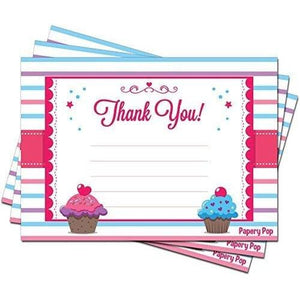 Kids Thank You Cards with Envelopes