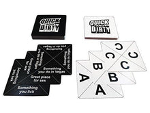 Quick And Dirty An Offensively Fun Party Game