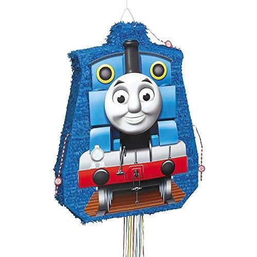 Jumbo Thomas The Tank Engine Pinata, Pull String