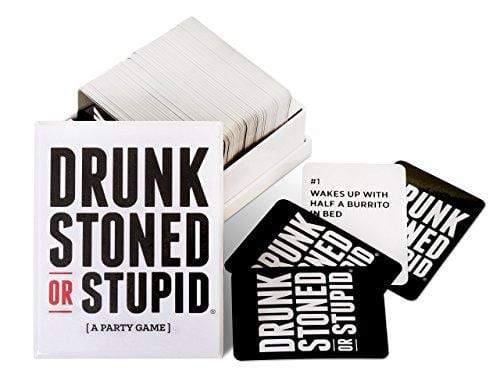 DRUNK STONED OR STUPID