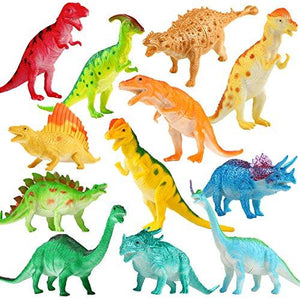 Jumbo Dinosaur Toy Playset