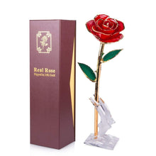 Sinvitron Gold Dipped Rose