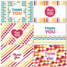 42 Assorted Thank You Cards Cute Collection With Envelopes