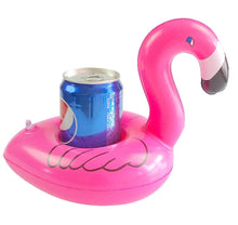 Flamingo Inflatable Drink Holder Float Coaster