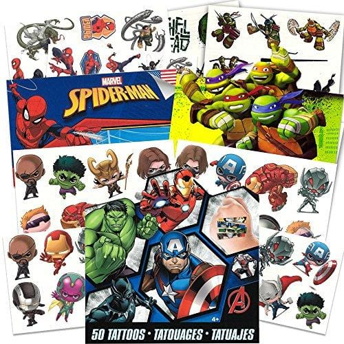 Super Hero Party Supplies Set