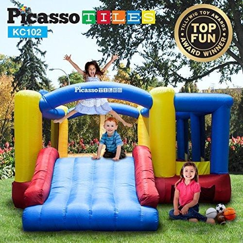 Foot Inflatable Bouncer Jumping Bouncing House