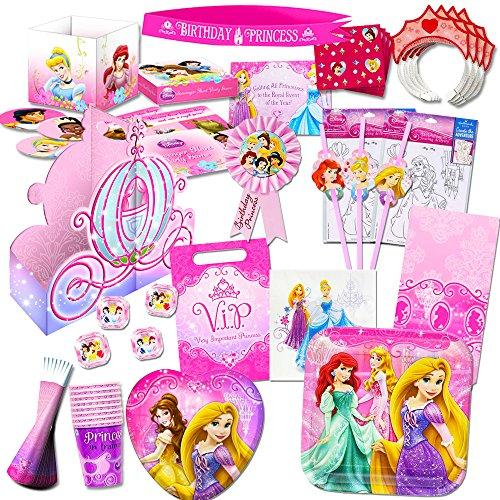 Disney Princess Party Supplies Ultimate Set