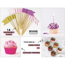 THE COMPLETE BIRTHDAY's Pink Gold Party Decorations