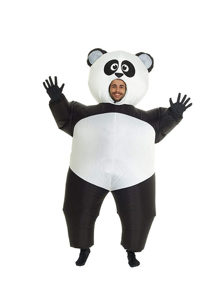 Morph Giant Panda Inflatable Blow up Costume Costume