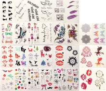 Temporary Tattoos for Kids
