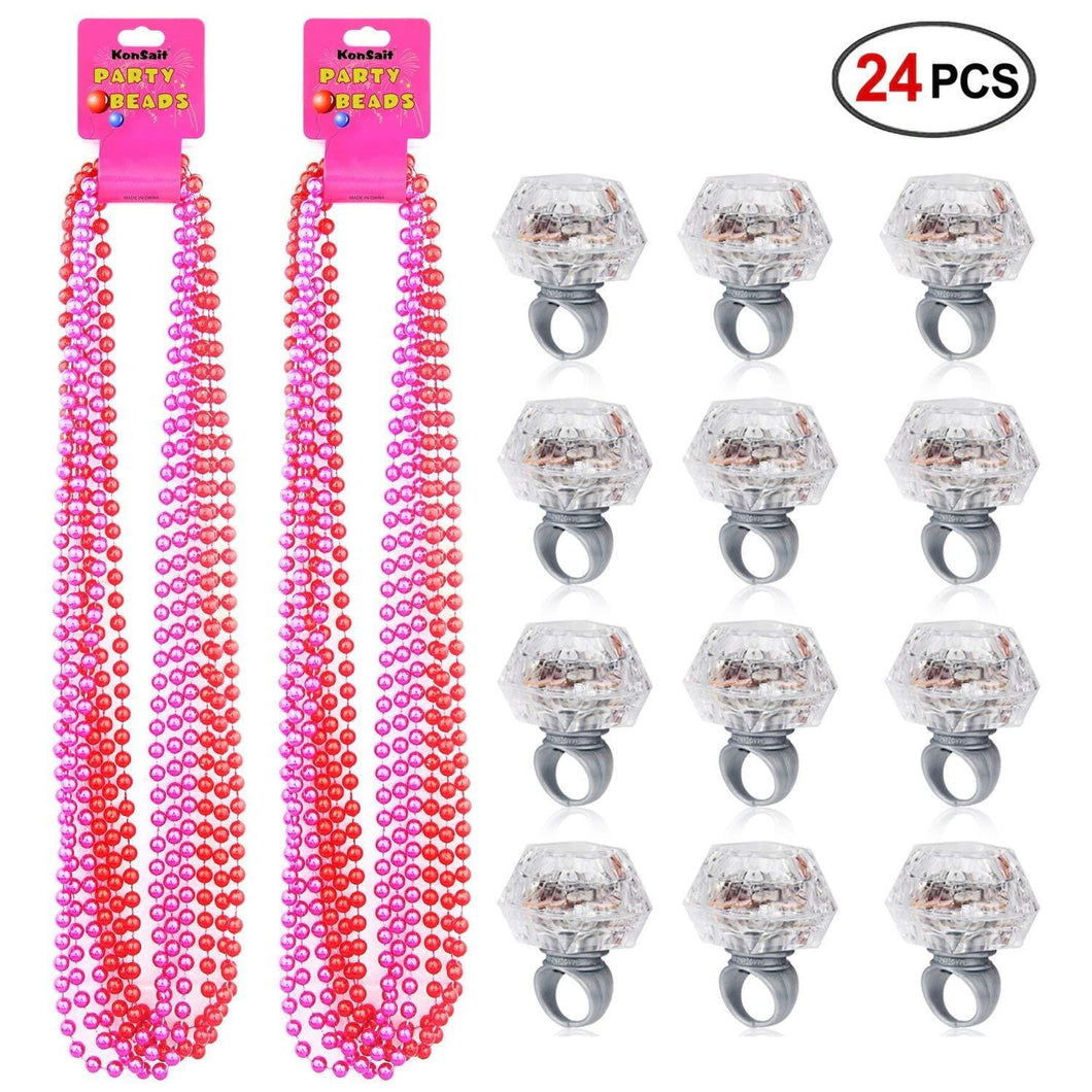 Party Beads Necklaces