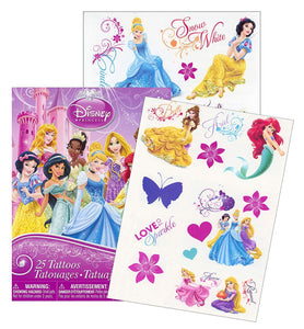Savvi Disney Temporary Tattoos for Kids