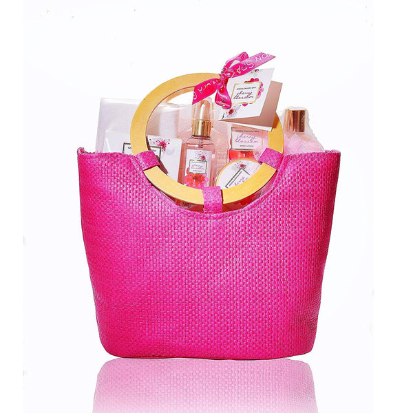 Gift Baskets for Women, Green Canyon Spa Gift Set for Her