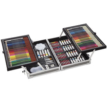 Darice 80-Piece Deluxe Art Set
